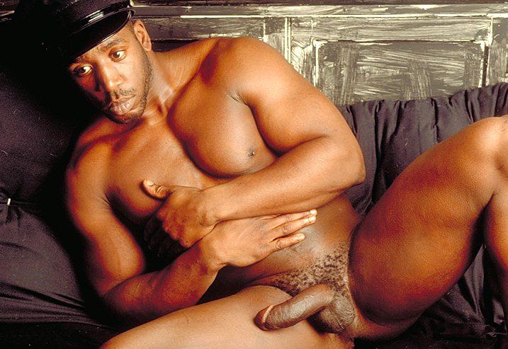 from Winston black gay raw sex