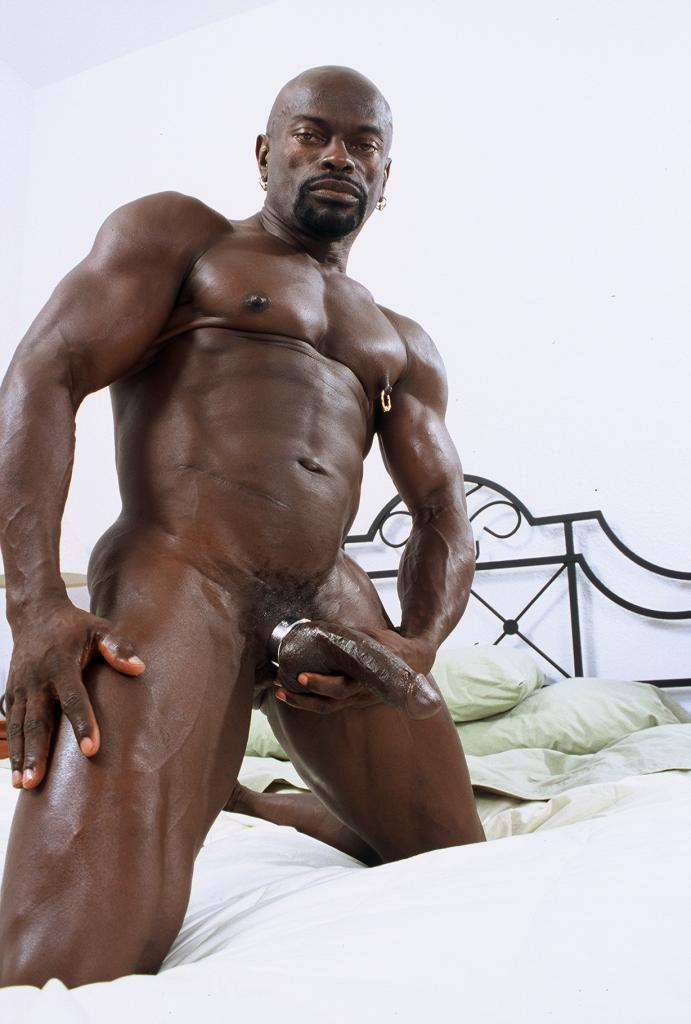 Gay raw black