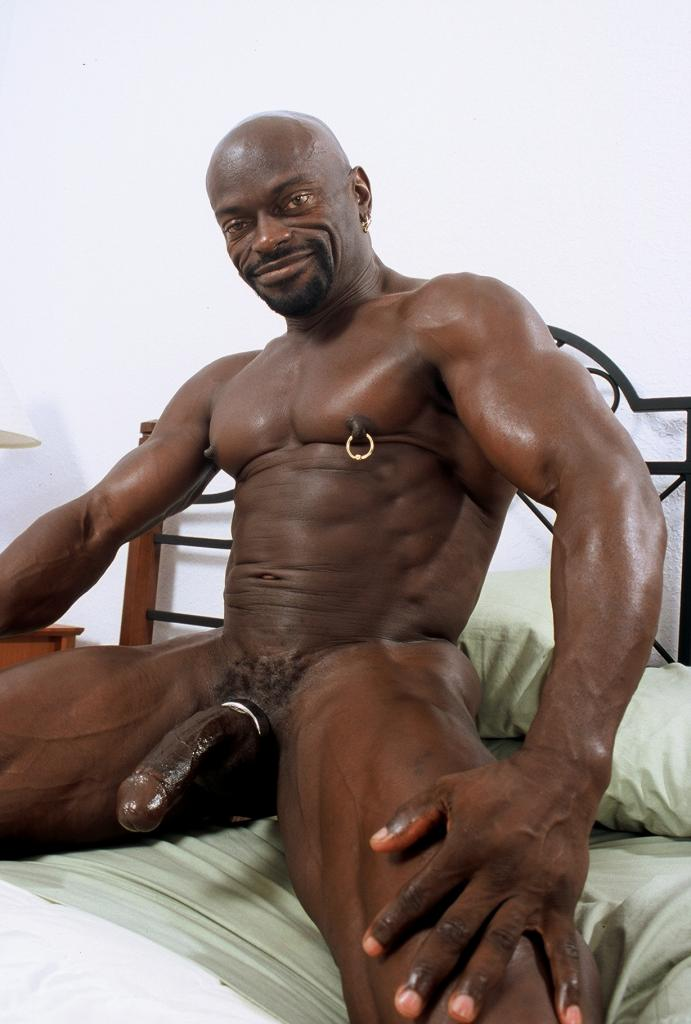 Raw gay black